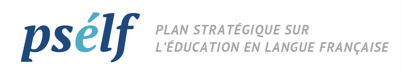 Plan stratégique pour l'éducation en langue française