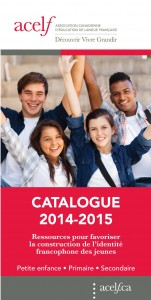 Ressources pour favoriser la construction de l'identité francophone chez les jeunes
